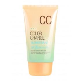 Welcos CC Color Change Blemish Balm