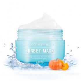 A'Pieu Good Morning Sorbet Mask