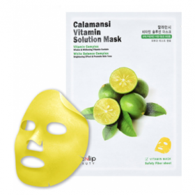 Eyenlip Calamansi Vitamin Solution Mask