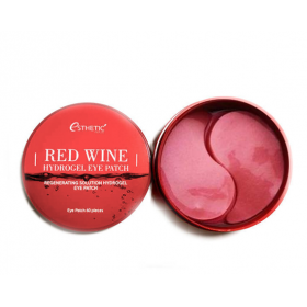 ESTHETIC HOUSE RED WINE HYDROGEL EYEPATCH
