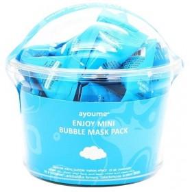 AYOUME Enjoy Mini Bubble Mask Pack 1шт