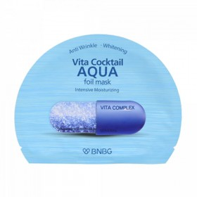 Banobagi Vita Cocktail Foil Mask Aqua
