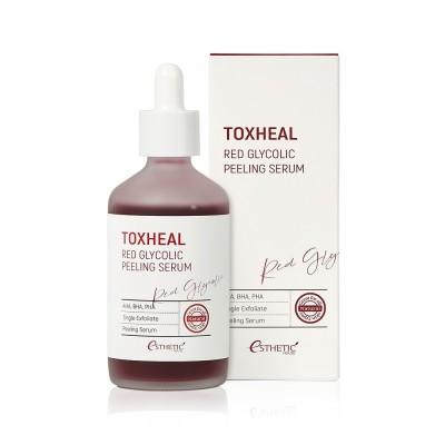 Esthetic House Toxheal Red Glyucolic Peeling Serum