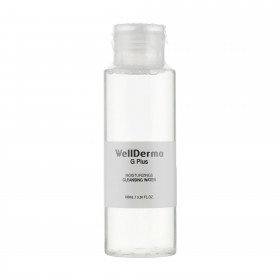 WellDerma G Plus Moisturizing Cleansing Water