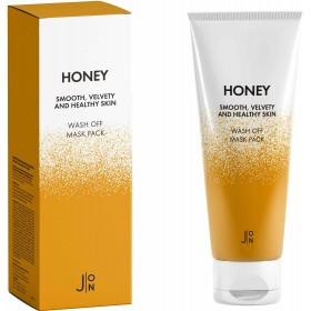 J:on Honey Wash Off Mask Pack