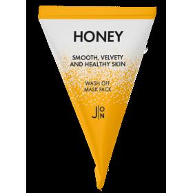 J:on Honey Wash Off Mask Pack 1 шт