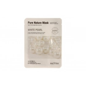 Anskin Pure Nature Mask White Pearl