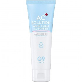 G9 AC SOLUTION ACNE FOAM CLEANSER