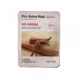 Anskin Secriss Pure Nature Mask Pack Red Ginseng