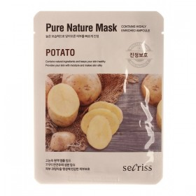 Anskin Secriss Pure Nature Mask Pack Potato