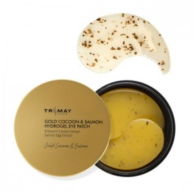 Trimay Gold Cocoon&Salmon Hydrogel Eye Patch