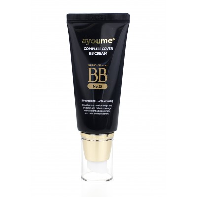 Ayoume Complete Cover BB Cream SPF50+PA++++#25 50мл