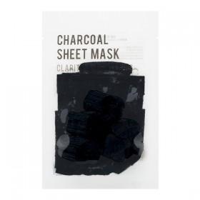 Eunyul Purity Charcoal Sheet Mask