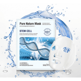 Anskin Secriss Pure Nature  Mask Stem Cell
