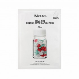 JMSolution Derma Care Centella Repair Capsule Mask Clear
