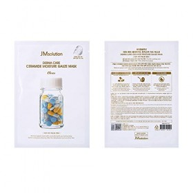 JMSOLUTION DERMA CARE CERAMIDE MOISTURE GAUZE MASK