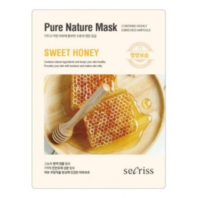 Anskin Secriss Pure Nature  Mask Sweet Honey