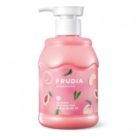 FRUDIA / Гель для душа с персиком My Orchard Peach Body Wash