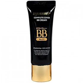 Ayoume Complete Cover BB Cream SPF50+ PA++++ №21 20ml