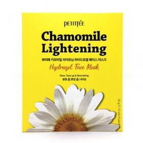 Petitfee Chamomile Lightening Hydrogel Face Mask