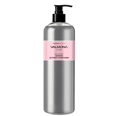 VALMONA Black Peony Seoritae Nutrient Conditioner 480 ml