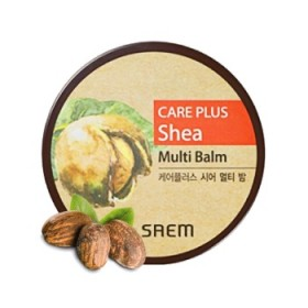 The SAEM Care Plus Shea Multi Balm