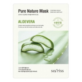 Anskin Secriss Pure Nature  Mask Aloe Vera
