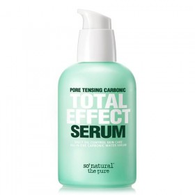 So Natural Pore Tensing Carbonic Total Effect Serum