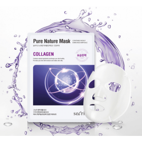 Anskin Secriss Pure Nature  Mask Collagen