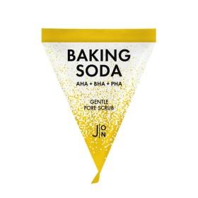 J:ON Baking Soda AHA BHA PHA Gentle Pore Scrub 1шт