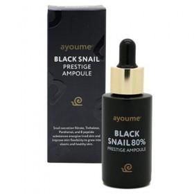 Ayoume Black Snail Prestige Ampoule