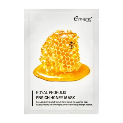 Esthetic House Royal Propolis Enrich Honey Mask